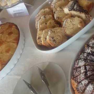 Bed and Breakfast Colle Selvotta Vasto - La colazione