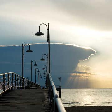 Vasto Marina: il pontile