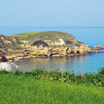 Vasto: Punta Aderci