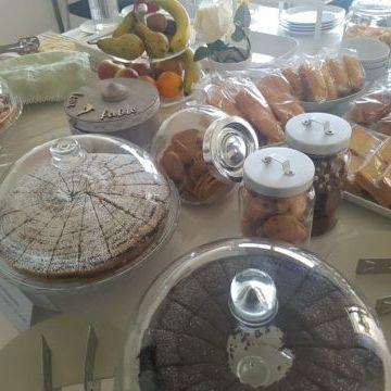Bed and Breakfast Colle Selvotta Vasto - Breakfast