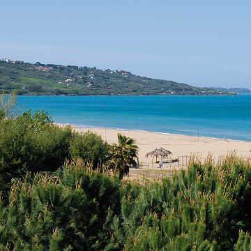 Vasto Marina: the dunes