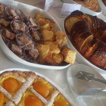 Bed and Breakfast Colle Selvotta Vasto - La colazione