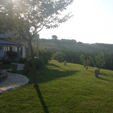 Bed and Breakfast Colle Selvotta Vasto - Il giardino