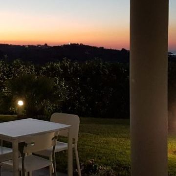 Bed and Breakfast Colle Selvotta Vasto - La struttura esterna